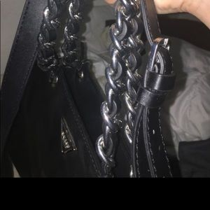 Guess purse only used a week.